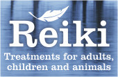 Reiki Treatments for adults, children and animals